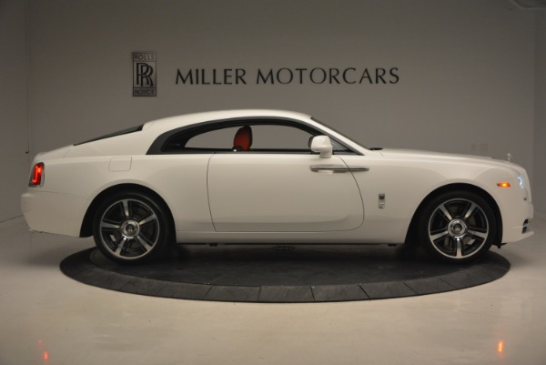 Used 2017 Rolls-Royce Wraith for sale Sold at Alfa Romeo of Westport in Westport CT 06880 9