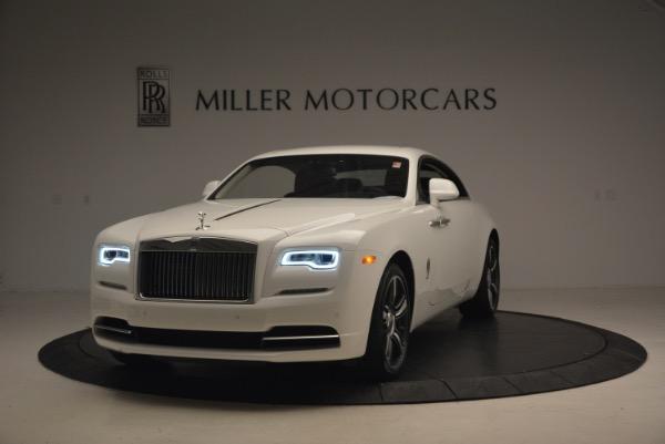 Used 2017 Rolls-Royce Wraith for sale Sold at Alfa Romeo of Westport in Westport CT 06880 1