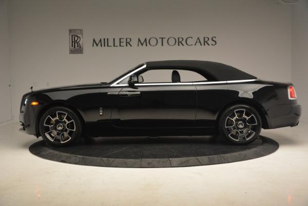 New 2018 Rolls-Royce Dawn Black Badge for sale Sold at Alfa Romeo of Westport in Westport CT 06880 15