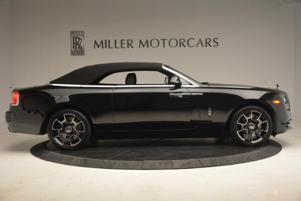 New 2018 Rolls-Royce Dawn Black Badge for sale Sold at Alfa Romeo of Westport in Westport CT 06880 21