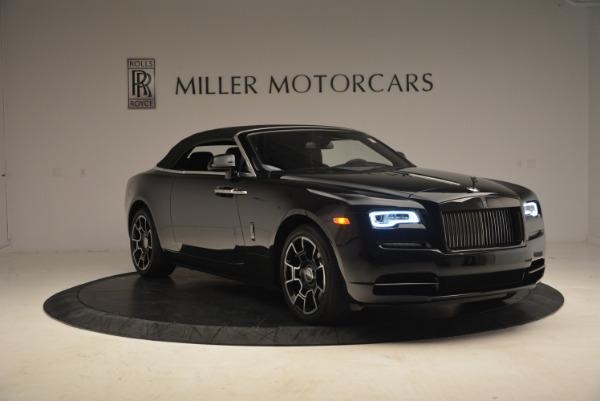 New 2018 Rolls-Royce Dawn Black Badge for sale Sold at Alfa Romeo of Westport in Westport CT 06880 23