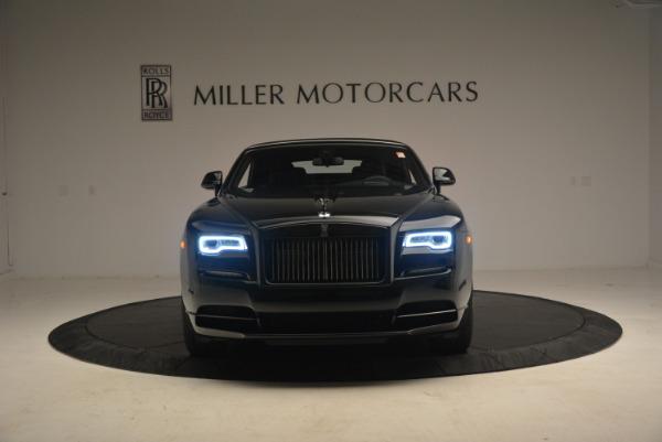 New 2018 Rolls-Royce Dawn Black Badge for sale Sold at Alfa Romeo of Westport in Westport CT 06880 24