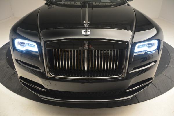 New 2018 Rolls-Royce Dawn Black Badge for sale Sold at Alfa Romeo of Westport in Westport CT 06880 26