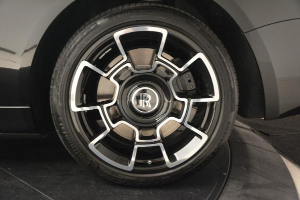 New 2018 Rolls-Royce Dawn Black Badge for sale Sold at Alfa Romeo of Westport in Westport CT 06880 28