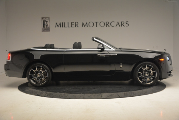 New 2018 Rolls-Royce Dawn Black Badge for sale Sold at Alfa Romeo of Westport in Westport CT 06880 9
