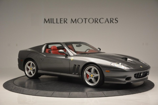 Used 2005 Ferrari Superamerica for sale $349,900 at Alfa Romeo of Westport in Westport CT 06880 10