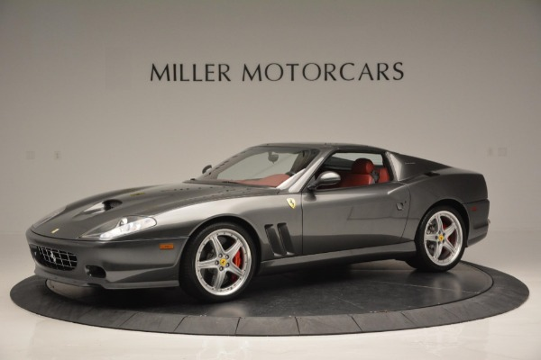Used 2005 Ferrari Superamerica for sale $349,900 at Alfa Romeo of Westport in Westport CT 06880 14