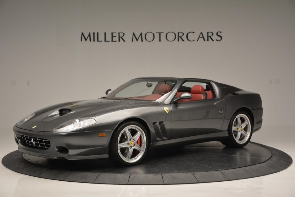Used 2005 Ferrari Superamerica for sale $349,900 at Alfa Romeo of Westport in Westport CT 06880 2