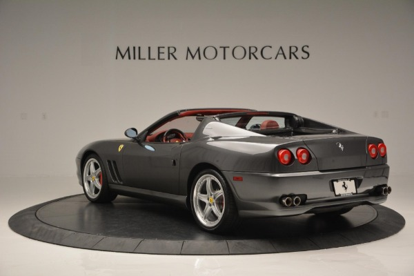 Used 2005 Ferrari Superamerica for sale $349,900 at Alfa Romeo of Westport in Westport CT 06880 5