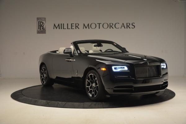 Used 2018 Rolls-Royce Dawn Black Badge for sale Call for price at Alfa Romeo of Westport in Westport CT 06880 11