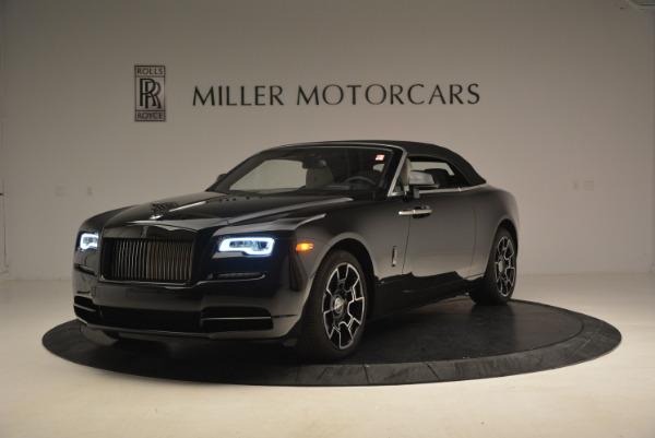 New 2018 Rolls-Royce Dawn Black Badge for sale Sold at Alfa Romeo of Westport in Westport CT 06880 14