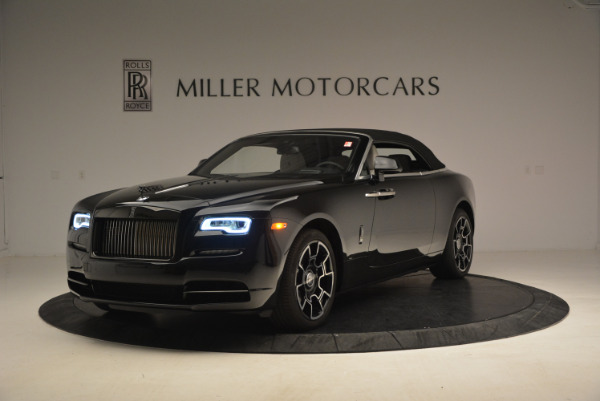 Used 2018 Rolls-Royce Dawn Black Badge for sale Call for price at Alfa Romeo of Westport in Westport CT 06880 14