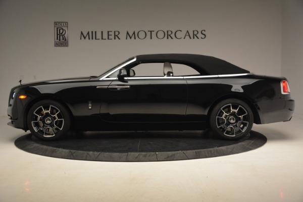 Used 2018 Rolls-Royce Dawn Black Badge for sale Call for price at Alfa Romeo of Westport in Westport CT 06880 16