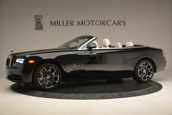New 2018 Rolls-Royce Dawn Black Badge for sale Sold at Alfa Romeo of Westport in Westport CT 06880 2