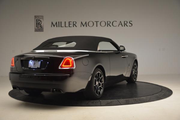 New 2018 Rolls-Royce Dawn Black Badge for sale Sold at Alfa Romeo of Westport in Westport CT 06880 20