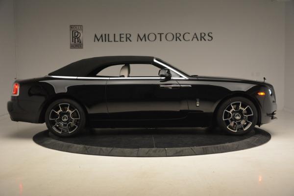 New 2018 Rolls-Royce Dawn Black Badge for sale Sold at Alfa Romeo of Westport in Westport CT 06880 22