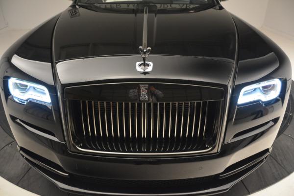 Used 2018 Rolls-Royce Dawn Black Badge for sale Call for price at Alfa Romeo of Westport in Westport CT 06880 26