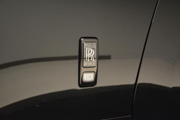 Used 2018 Rolls-Royce Dawn Black Badge for sale Call for price at Alfa Romeo of Westport in Westport CT 06880 28
