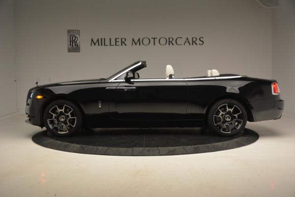 Used 2018 Rolls-Royce Dawn Black Badge for sale Call for price at Alfa Romeo of Westport in Westport CT 06880 3