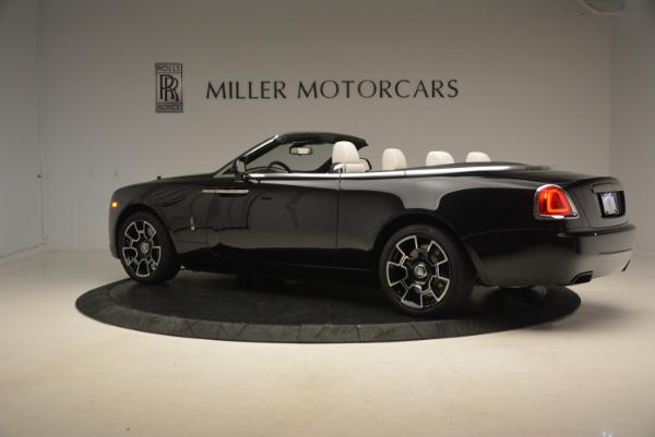 Used 2018 Rolls-Royce Dawn Black Badge for sale Call for price at Alfa Romeo of Westport in Westport CT 06880 4