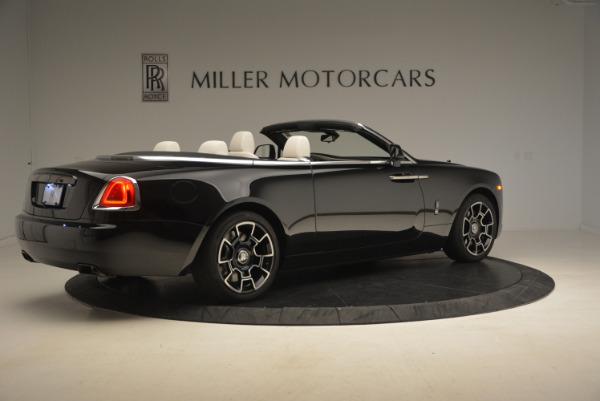 New 2018 Rolls-Royce Dawn Black Badge for sale Sold at Alfa Romeo of Westport in Westport CT 06880 8