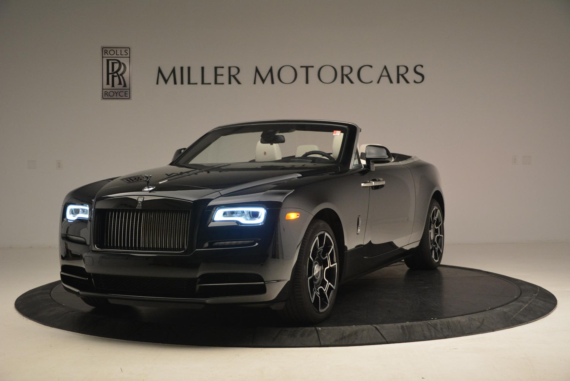 New 2018 Rolls-Royce Dawn Black Badge for sale Sold at Alfa Romeo of Westport in Westport CT 06880 1