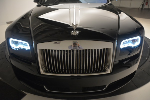 New 2018 Rolls-Royce Ghost for sale Sold at Alfa Romeo of Westport in Westport CT 06880 16