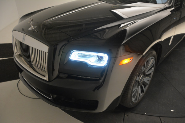 New 2018 Rolls-Royce Ghost for sale Sold at Alfa Romeo of Westport in Westport CT 06880 17