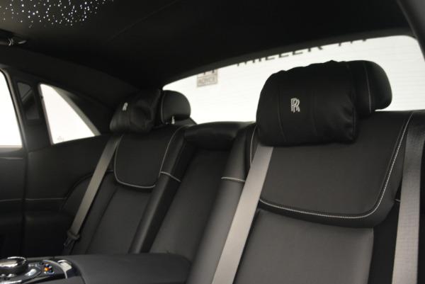 New 2018 Rolls-Royce Ghost for sale Sold at Alfa Romeo of Westport in Westport CT 06880 27