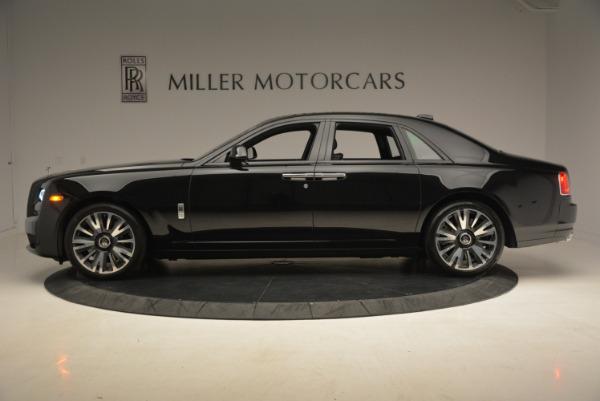 New 2018 Rolls-Royce Ghost for sale Sold at Alfa Romeo of Westport in Westport CT 06880 3