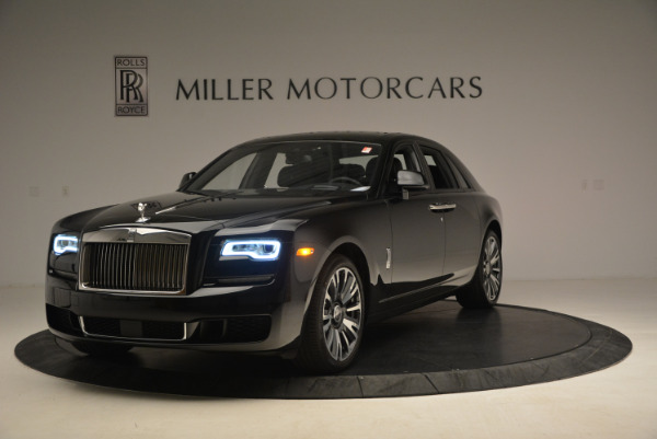 New 2018 Rolls-Royce Ghost for sale Sold at Alfa Romeo of Westport in Westport CT 06880 1