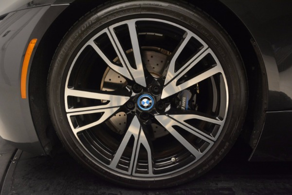 Used 2014 BMW i8 for sale Sold at Alfa Romeo of Westport in Westport CT 06880 15