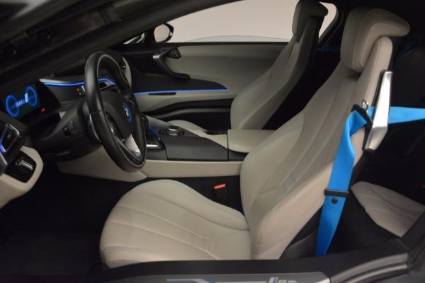 Used 2014 BMW i8 for sale Sold at Alfa Romeo of Westport in Westport CT 06880 18