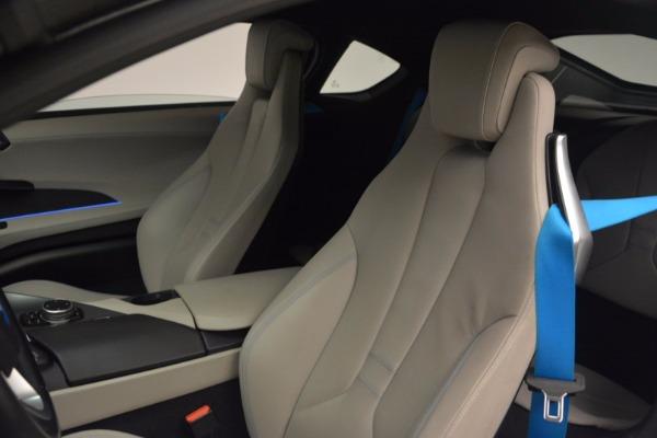 Used 2014 BMW i8 for sale Sold at Alfa Romeo of Westport in Westport CT 06880 19