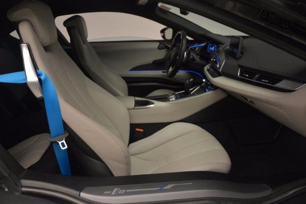 Used 2014 BMW i8 for sale Sold at Alfa Romeo of Westport in Westport CT 06880 21