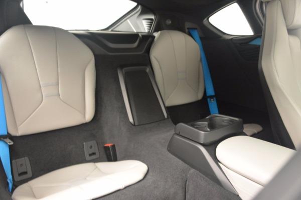 Used 2014 BMW i8 for sale Sold at Alfa Romeo of Westport in Westport CT 06880 23