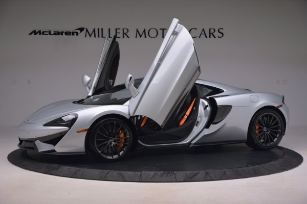 Used 2017 McLaren 570GT for sale Sold at Alfa Romeo of Westport in Westport CT 06880 14