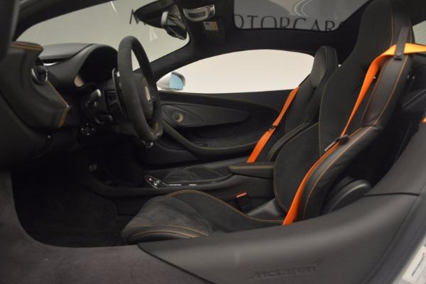Used 2017 McLaren 570GT for sale Sold at Alfa Romeo of Westport in Westport CT 06880 16