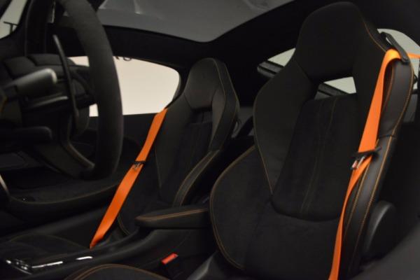 Used 2017 McLaren 570GT for sale Sold at Alfa Romeo of Westport in Westport CT 06880 17