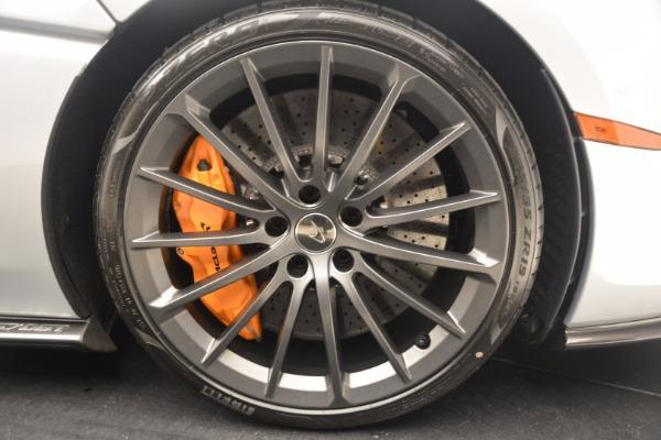 Used 2017 McLaren 570GT for sale Sold at Alfa Romeo of Westport in Westport CT 06880 22