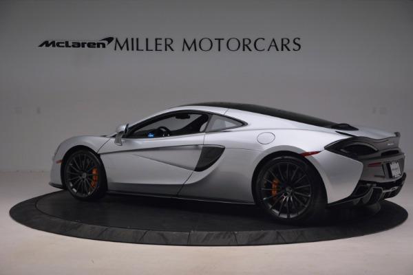 Used 2017 McLaren 570GT for sale Sold at Alfa Romeo of Westport in Westport CT 06880 4