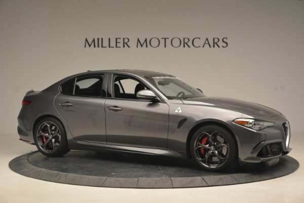 New 2017 Alfa Romeo Giulia Quadrifoglio for sale Sold at Alfa Romeo of Westport in Westport CT 06880 11