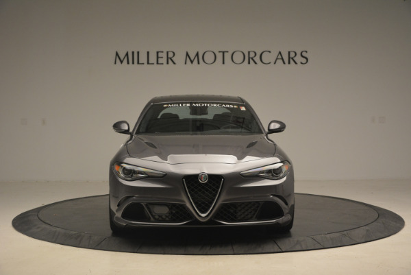 New 2017 Alfa Romeo Giulia Quadrifoglio for sale Sold at Alfa Romeo of Westport in Westport CT 06880 13
