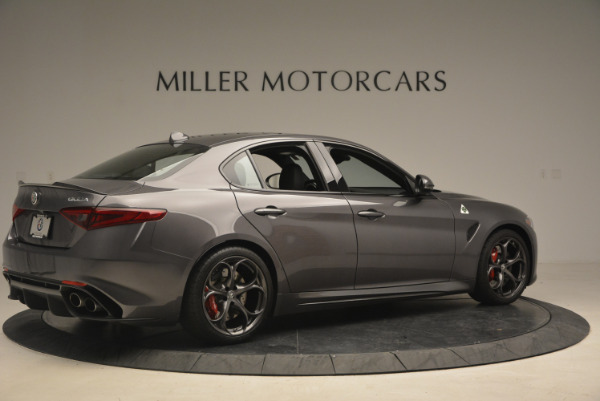 New 2017 Alfa Romeo Giulia Quadrifoglio for sale Sold at Alfa Romeo of Westport in Westport CT 06880 9