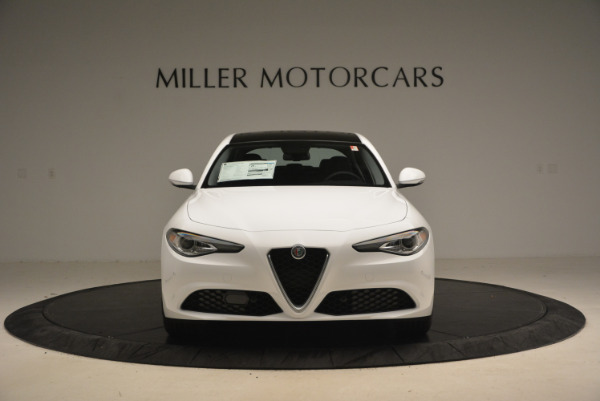 New 2017 Alfa Romeo Giulia Ti Q4 for sale Sold at Alfa Romeo of Westport in Westport CT 06880 12