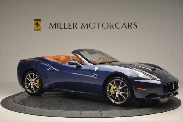 Used 2010 Ferrari California for sale Sold at Alfa Romeo of Westport in Westport CT 06880 10