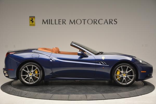 Used 2010 Ferrari California for sale Sold at Alfa Romeo of Westport in Westport CT 06880 9