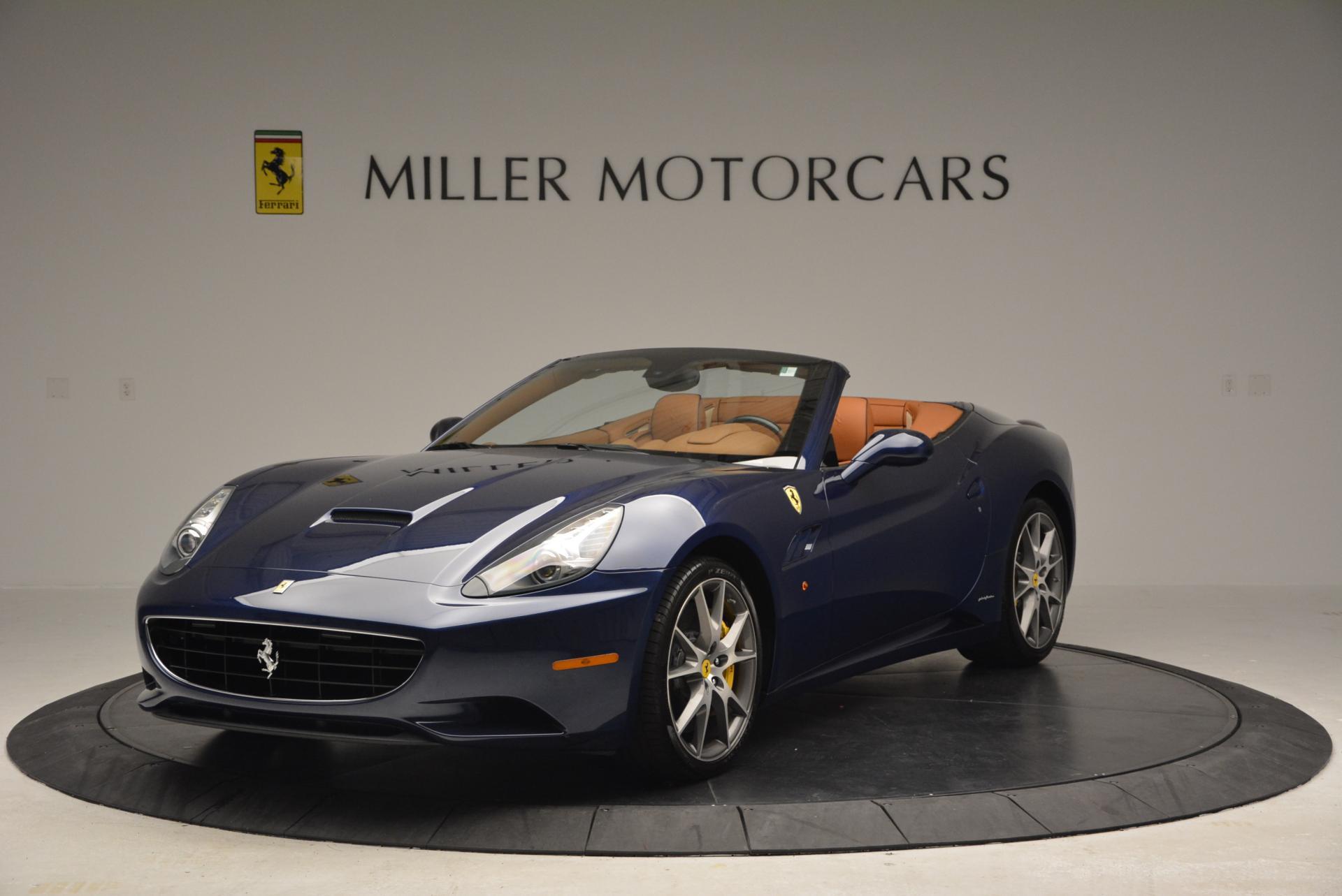 Used 2010 Ferrari California for sale Sold at Alfa Romeo of Westport in Westport CT 06880 1