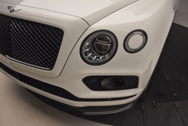 New 2018 Bentley Bentayga Black Edition for sale Sold at Alfa Romeo of Westport in Westport CT 06880 14