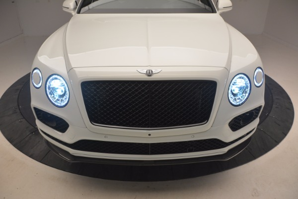 New 2018 Bentley Bentayga Black Edition for sale Sold at Alfa Romeo of Westport in Westport CT 06880 18